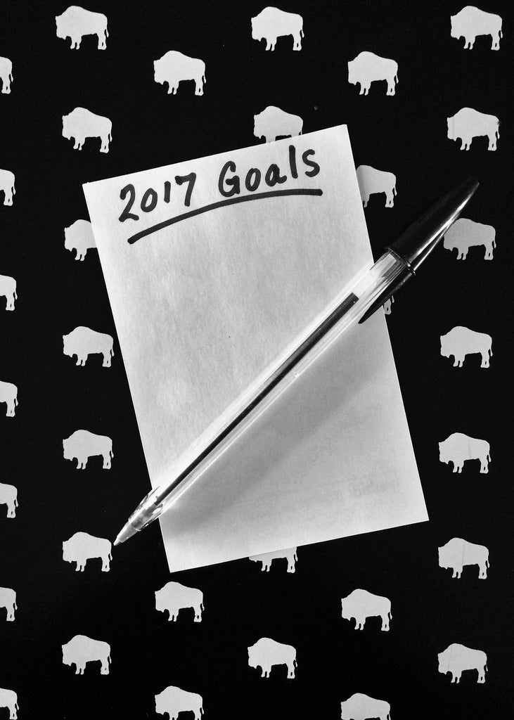 Top Ten New Years Resolutions (Goals) for 2017