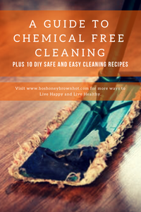 How To Clean Your Home The Safe Way