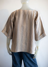 Load image into Gallery viewer, Muku Linen Blouse