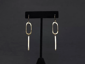Loligo Drop Earrings