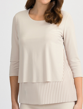 Load image into Gallery viewer, Joseph Ribkoff Panel Blouse
