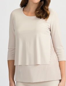Joseph Ribkoff Panel Blouse