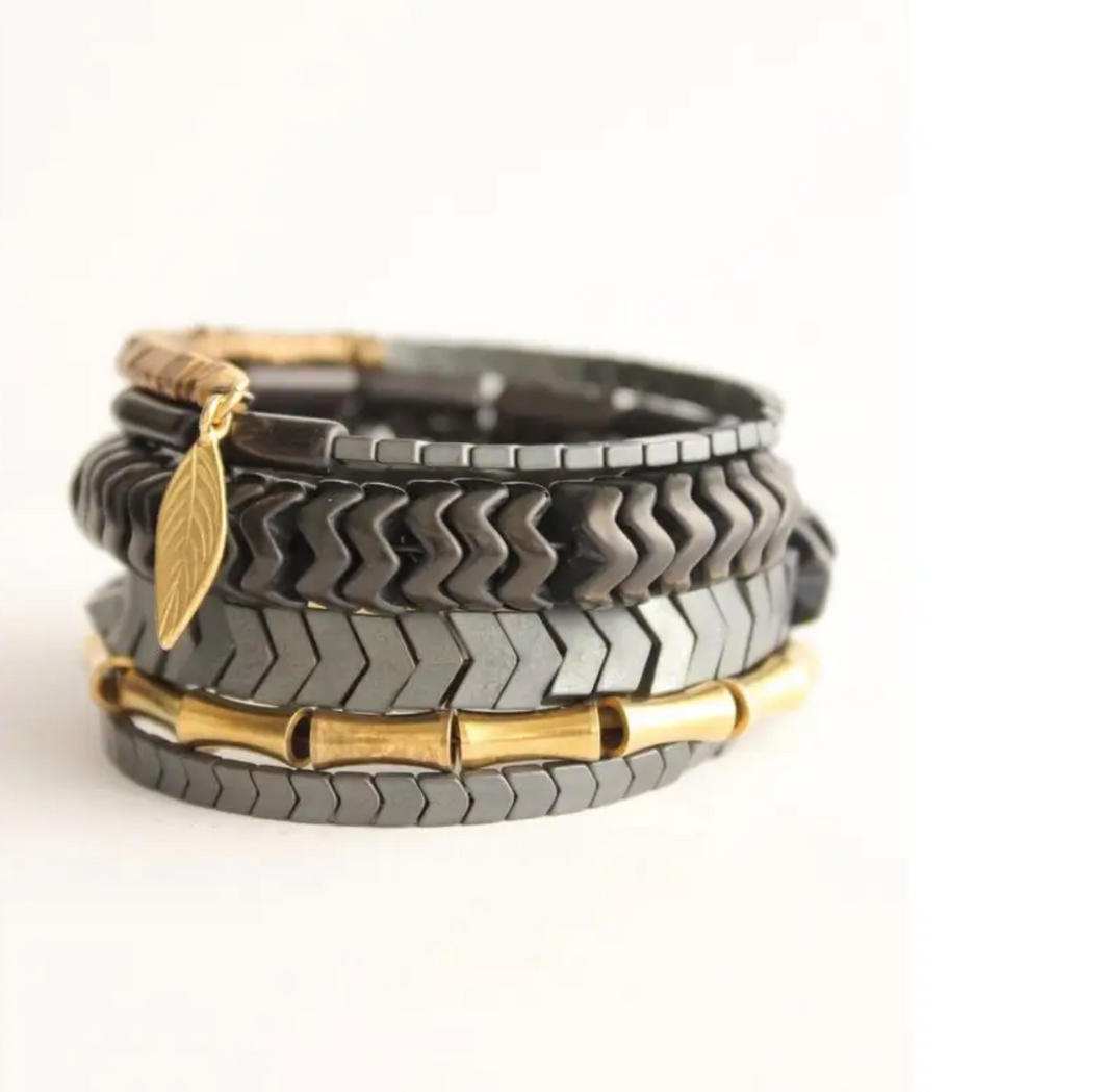 David Aubrey Wrap Bracelet