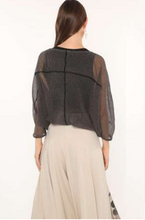 Load image into Gallery viewer, Ozai Mesh Blouse
