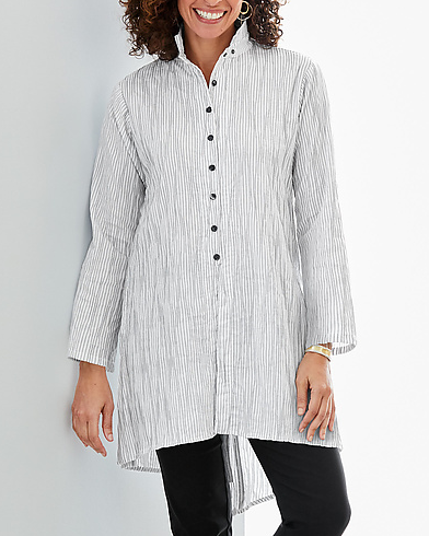 Spirithouse Pinstripe Blouse