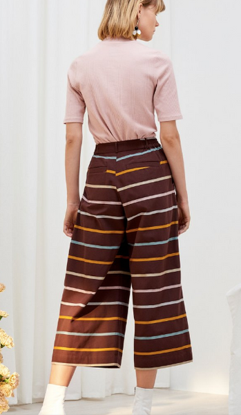Kowtow Striped Pants
