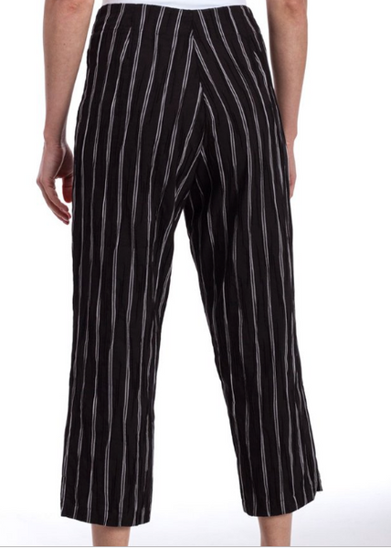 Spirithouse Striped Ankle Pant
