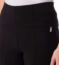 Load image into Gallery viewer, Ribkoff Tab Pant with Zipper Pockets