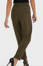 Load image into Gallery viewer, Ribkoff Tie Belt Pant