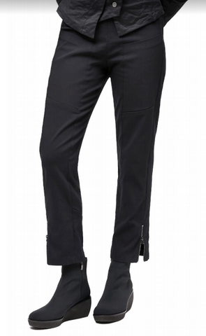 Porto Ankle Zipper Waverly Pant