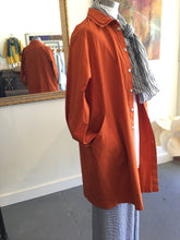 Load image into Gallery viewer, Gerties Double Collar Trench Coat