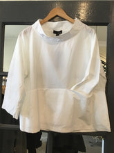 Load image into Gallery viewer, Sun Kim Mock Neck Blouse