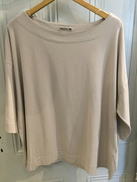 Iridium Elbow Length Tee