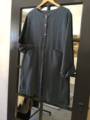 Cutloose Linen Jacket
