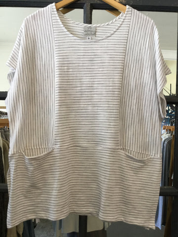 Spirithouse Striped Blouse