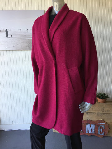 Ayrtight Berry Coat
