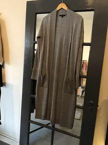 SWTR Long Sweater Duster