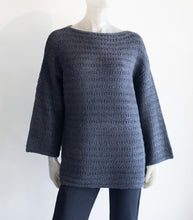 Load image into Gallery viewer, Chunky Knit Tunic Sweater