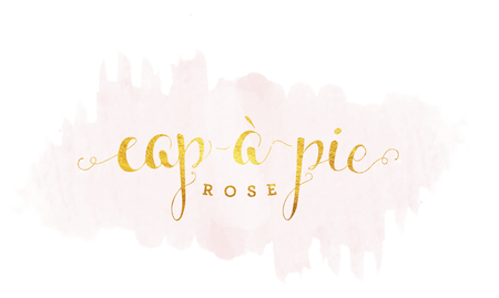 Cap-à-pie Rose