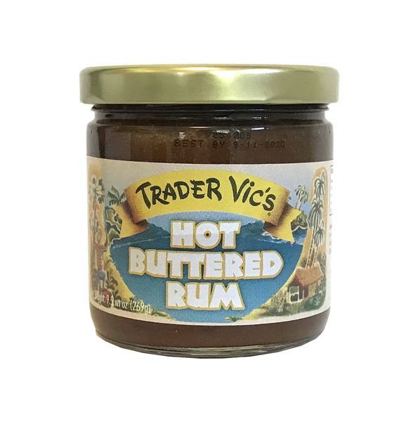 TRADER VIC'S HOT BUTTERED RUM BATTER