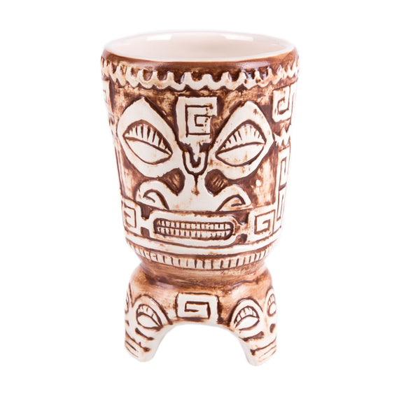 Trader Vic's Marquesan Drum Mug | Home of the Original Mai Tai