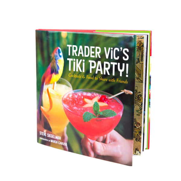 TRADER VIC'S TIKI PARTY BOOK