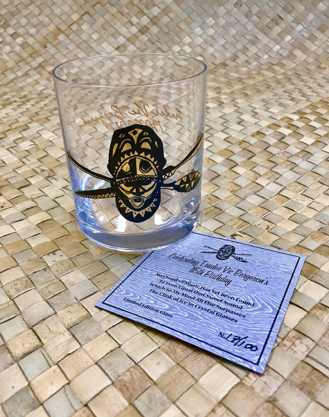 LIMITED EDITION 115TH BIRTHDAY GLASS