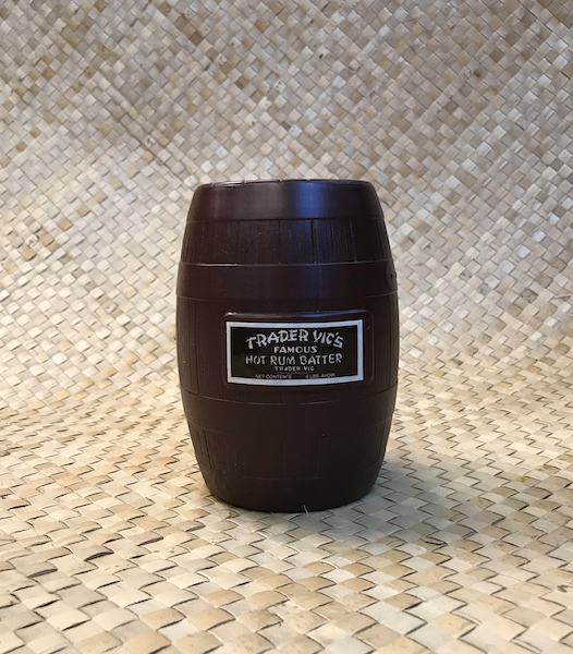 HOT BUTTERED RUM BARREL