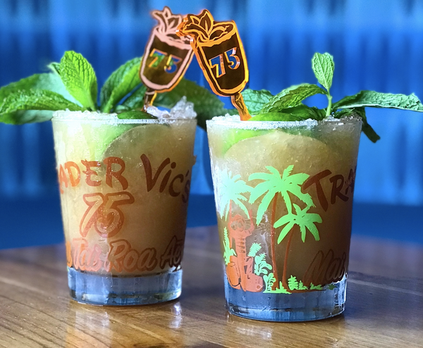 MAI TAI 75TH ANNIVERSARY STIRRERS (6 PACK)