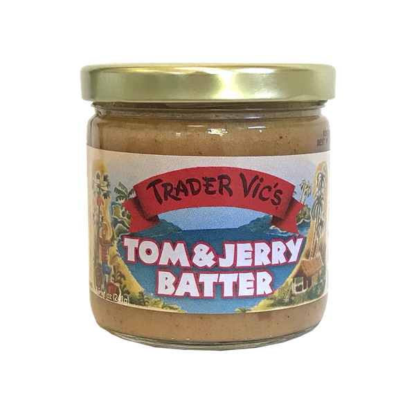 TRADER VIC'S TOM & JERRY BATTER