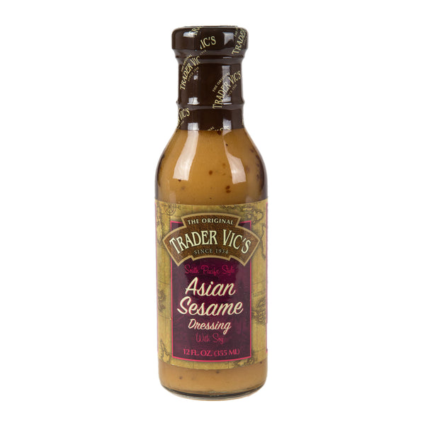 TRADER VIC'S ASIAN SESAME DRESSING