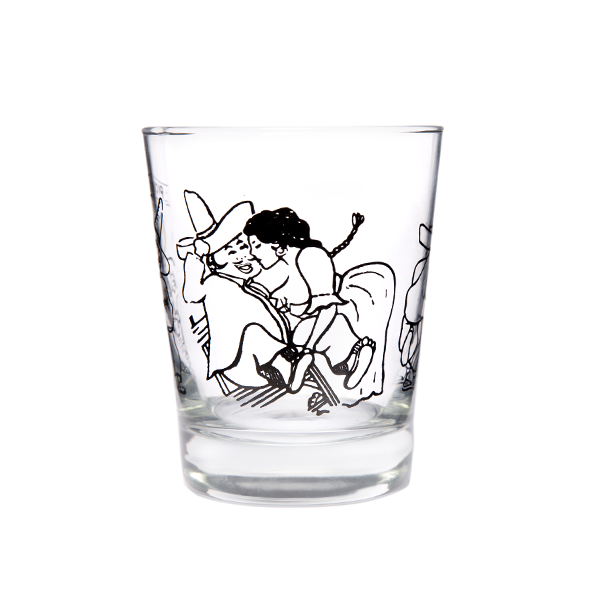 Señor Pico Glass (limited edition)