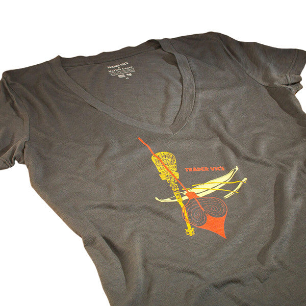 WOMEN'S OUTRIGGER T-SHIRT