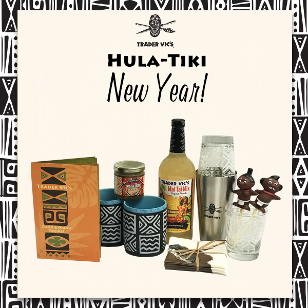 HULA TIKI NEW YEAR