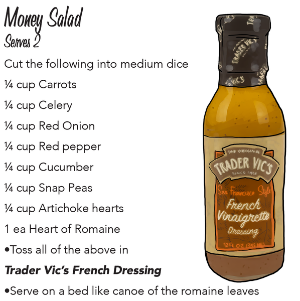 TRADER VIC'S FRENCH DRESSING