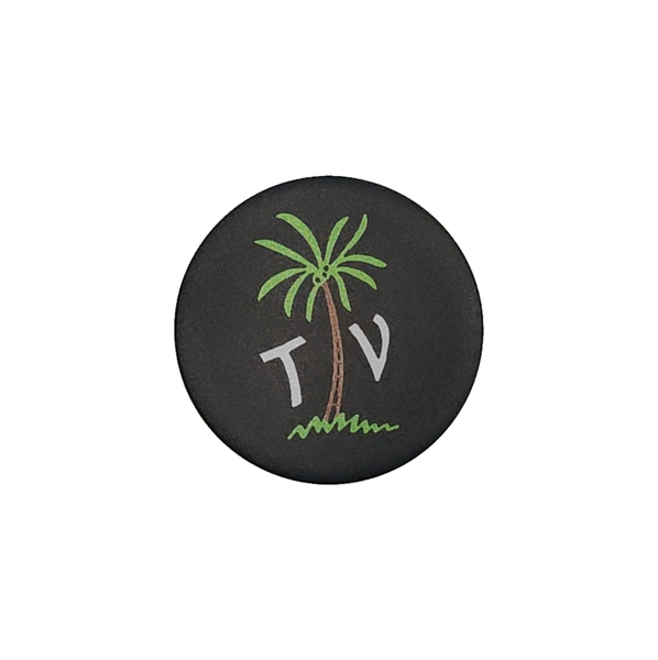 TRADER VIC'S POP SOCKET (BLACK)