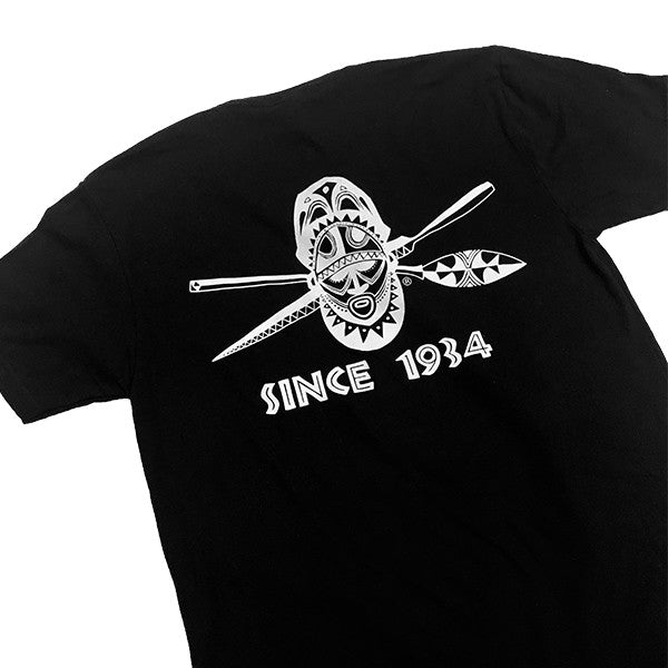 Trader Vic's Shield & Oars Men's T-shirt