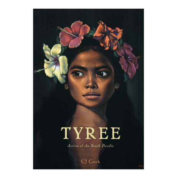TYREE, ARTIST OF THE SOUTH PACIFIC