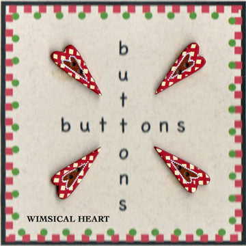 Fun Novelty Buttons - Various Styles