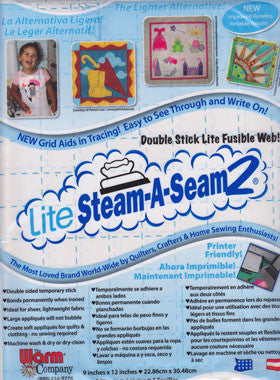 Lite Steam-A-Seam2 #ASTSML