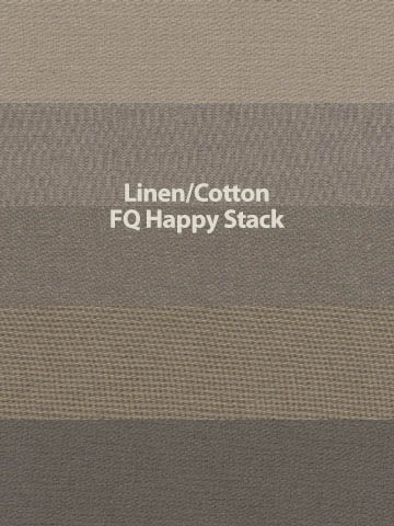 LINEN COTTON HAPPY STACKS - 5 FAT QUARTERS