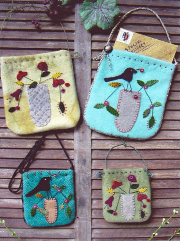 Little Pouches Pattern #RR108