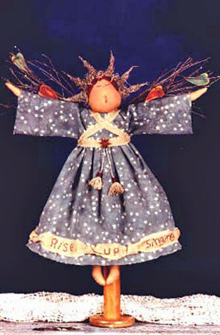 Melody Angel of Song Doll Pattern #RR07