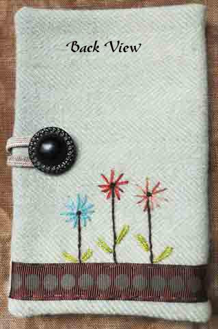 Mini Scissors & Needle Case Pattern #RR162 - Kit also available