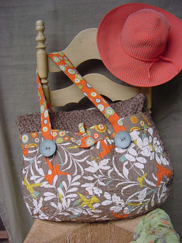 On the Road Again - Part 1 Bag Pattern #RR137