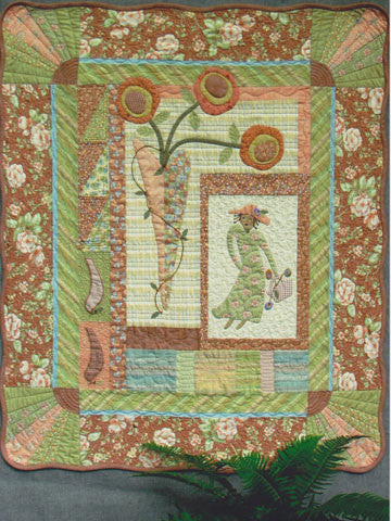 Quilt for a Lady Pattern #RR133