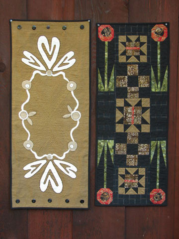 """Two for the Table"" Table Runner Pattern #RR150"