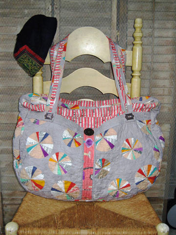 Your Big Bag Multi-Tasker Tote Pattern #RR170