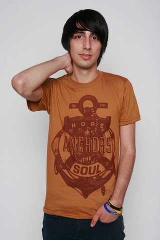 Hope Anchors the Soul T-Shirt