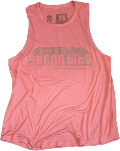 Sugartits ladies muscle tank